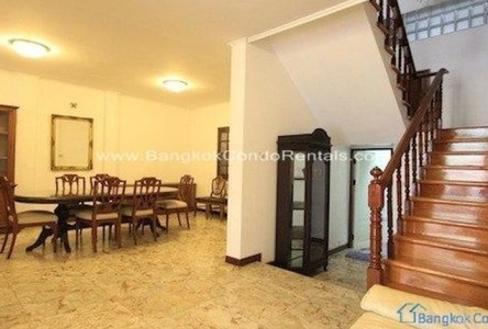 For Rent 3 Beds タウンハウス in Sathon, Bangkok, Thailand