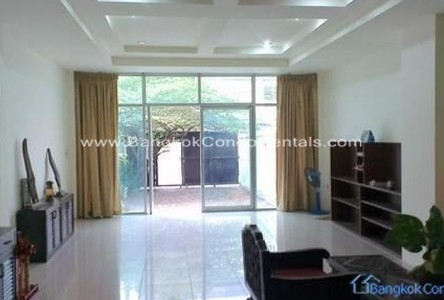 For Rent 5 Beds Townhouse in Phra Khanong, Bangkok, Thailand