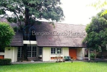 For Sale 3 Beds House in Khlong Toei, Bangkok, Thailand