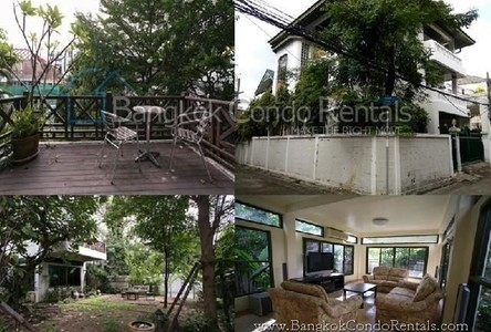 For Rent 4 Beds 一戸建て in Sathon, Bangkok, Thailand
