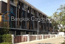 В аренду: Таунхаус с 4 спальнями в районе Sathon, Bangkok, Таиланд