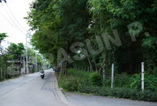 For Sale Land 1,600 sqwa in Lak Si, Bangkok, Thailand