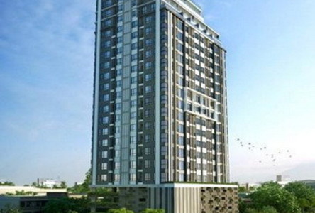 For Sale Condo 24 sqm Near BTS Bearing, Samut Prakan, Thailand