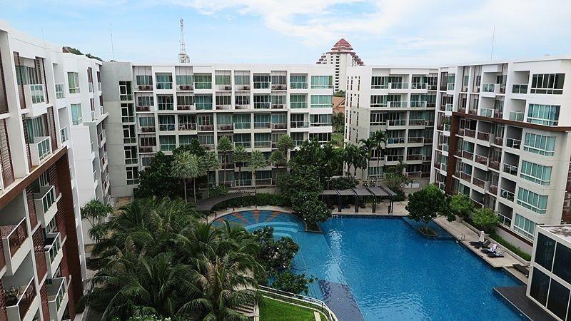 The Seacraze Hua Hin - В аренду: Кондо с 2 спальнями в районе Hua Hin, Prachuap Khiri Khan, Таиланд | Ref. TH-XVVENHZL