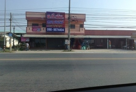 For Rent 1 Bed Shophouse in Ban Pho, Chachoengsao, Thailand