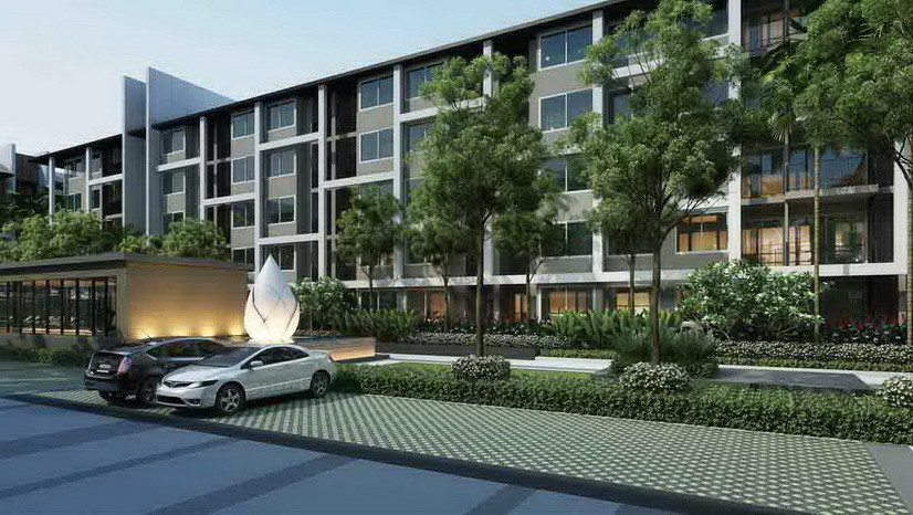 For Sale 1 Bed Condo in Khlong Luang, Pathum Thani, Thailand   Ref. TH-SUZATBDU