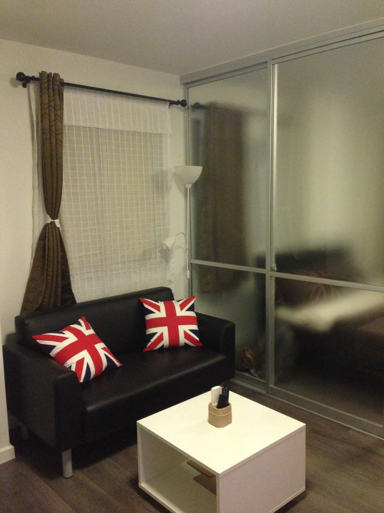 ดีคอนโด แคมปัส รีสอร์ท รังสิต - ขาย หรือ เช่า คอนโด 1 ห้องนอน คลองหลวง ปทุมธานี | Ref. TH-TJHNDMBF