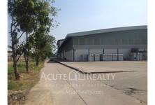For Rent Warehouse 18,000 sqm in Mueang Samut Sakhon, Samut Sakhon, Thailand