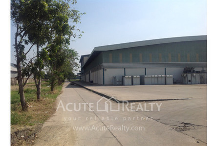 В аренду: Склад 18,000 кв.м. в районе Mueang Samut Sakhon, Samut Sakhon, Таиланд