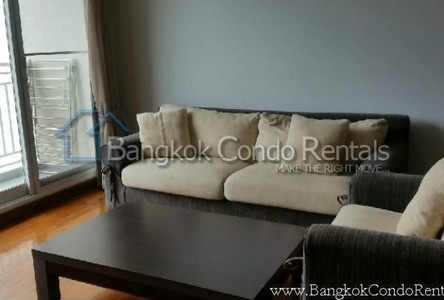 For Rent 1 Bed Condo in Yan Nawa, Bangkok, Thailand