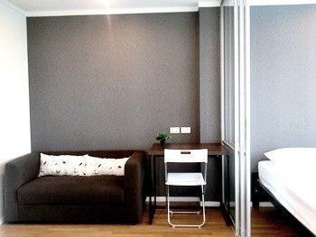 Lumpini Park Rama 9 - Ratchada - For Sale or Rent 1 Bed Condo in Huai Khwang, Bangkok, Thailand | Ref. TH-NDMRDAXH