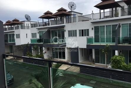 Продажа: Таунхаус с 2 спальнями в районе Kathu, Phuket, Таиланд