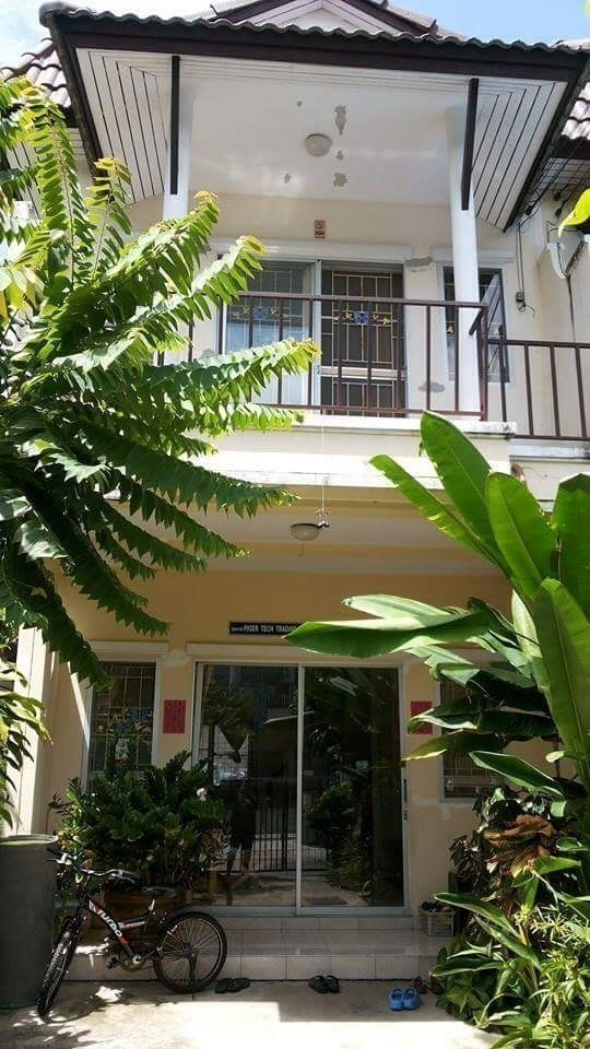 For Sale 2 Beds Townhouse in Mueang Samut Prakan, Samut Prakan, Thailand | Ref. TH-HWXCQMVM