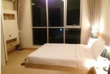 For Rent 1 Bed Condo Near MRT Ratchadaphisek, Bangkok, Thailand