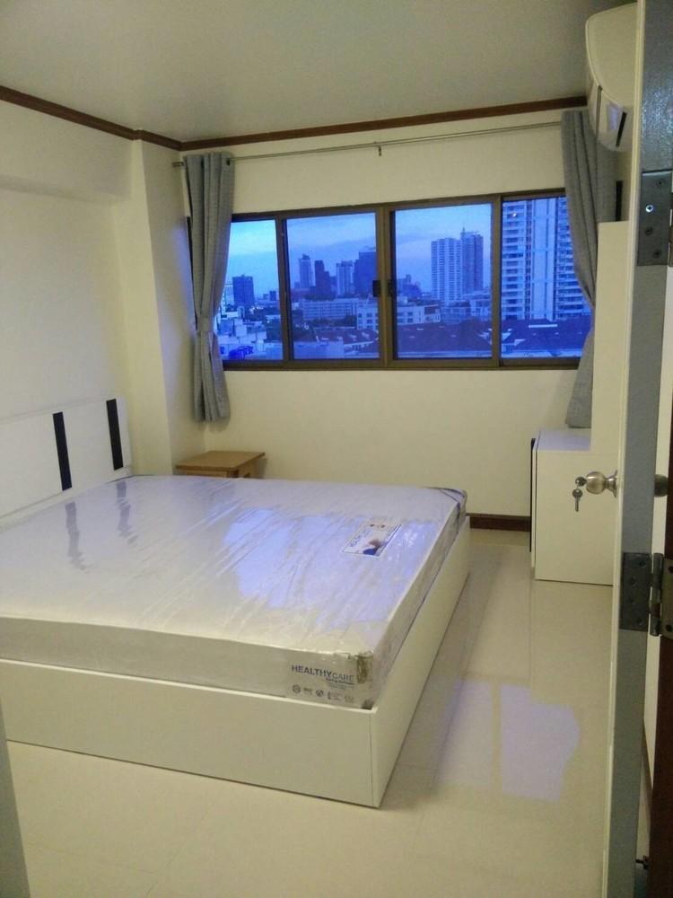 ให้เช่า คอนโด 2 ห้องนอน วัฒนา กรุงเทพฯ | Ref. TH-QLTXBUUU