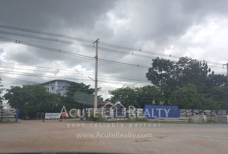 For Sale Land in Si Racha, Chonburi, Thailand
