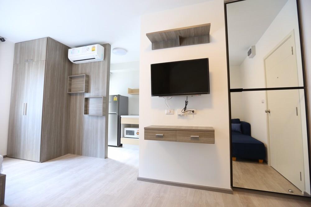 For Rent 1 Bed Condo in Thanyaburi, Pathum Thani, Thailand | Ref. TH-UQTEDLOI