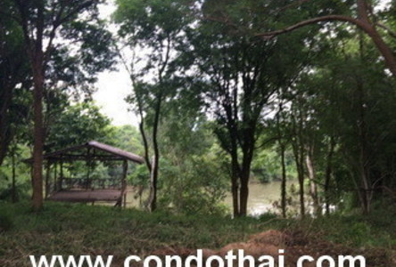 For Sale Land 75 rai in Sai Yok, Kanchanaburi, Thailand
