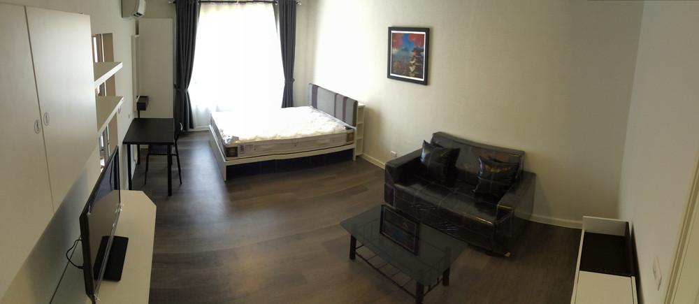 dCondo Campus Resort Bangna - For Rent コンド 30 sqm in Bang Bo, Samut Prakan, Thailand | Ref. TH-NTNNTLSK
