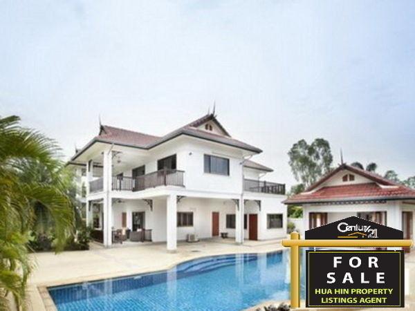 For sale 5 beds house in hua hin prachuap khiri khan for Terrace 90 hua hin