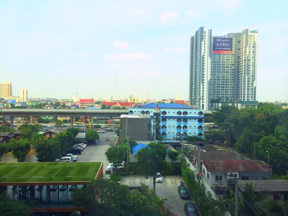 The Key Sathorn - Ratchapruek - For Sale 1 Bed コンド Near BTS Wutthakat, Bangkok, Thailand | Ref. TH-TIVBSAQA