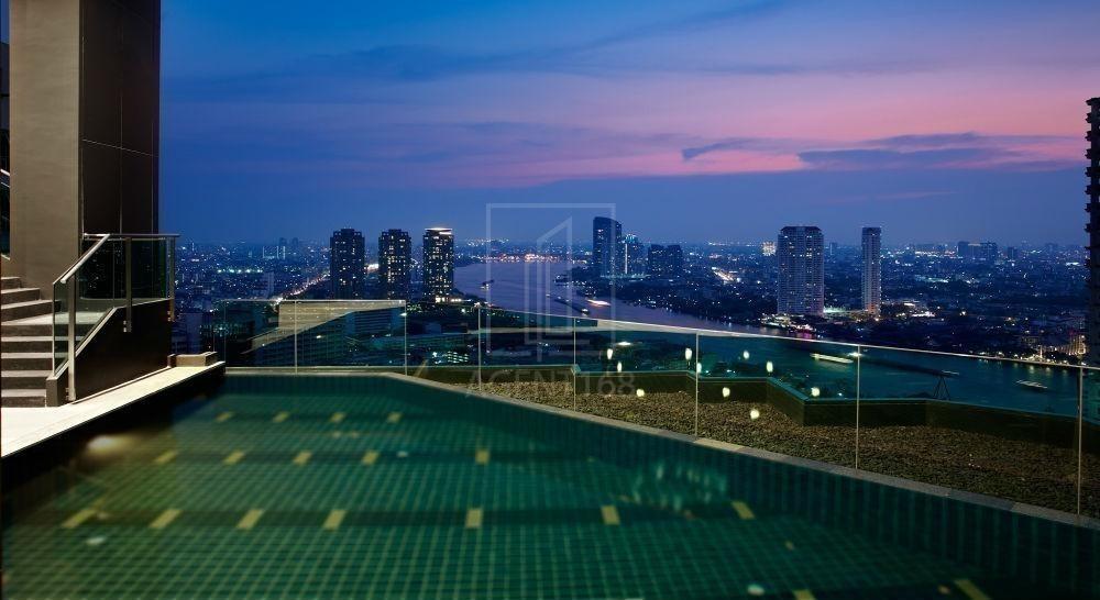 Rhythm Sathorn - For Rent 1 Bed コンド Near BTS Surasak, Bangkok, Thailand | Ref. TH-IGLYYOBA
