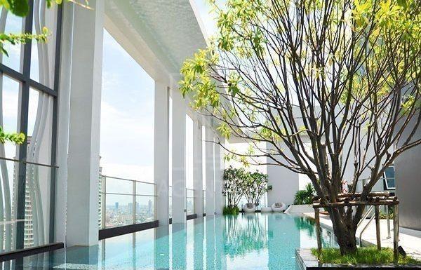 Rhythm Sathorn - Narathiwas - For Rent 2 Beds コンド Near BTS Chong Nonsi, Bangkok, Thailand   Ref. TH-PDGWSQPR