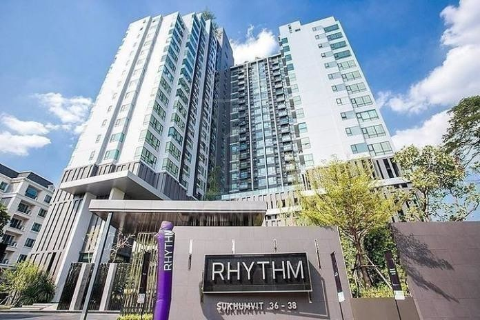 Rhythm Sukhumvit 36 - 38 - For Sale コンド 24 sqm Near BTS Thong Lo, Bangkok, Thailand | Ref. TH-GNGURSLD