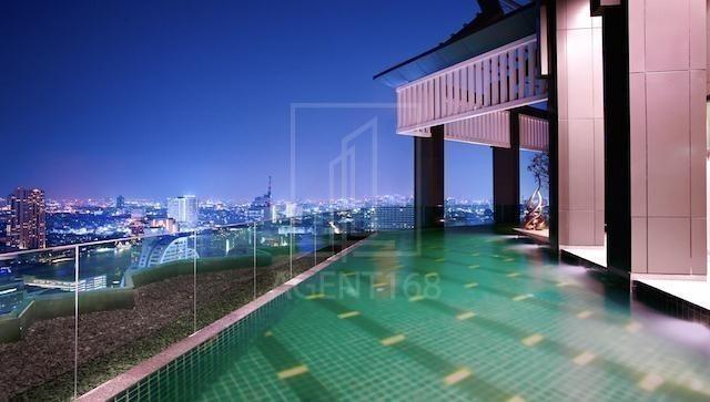 Rhythm Sathorn - For Rent 2 Beds コンド Near BTS Surasak, Bangkok, Thailand | Ref. TH-YZEAATIY