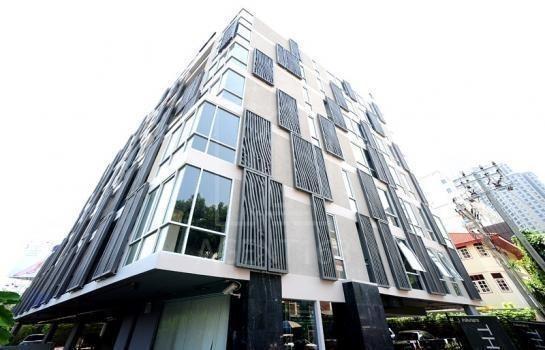 The Tempo Ruamrudee - For Rent Condo 37 sqm Near BTS Phloen Chit, Bangkok, Thailand | Ref. TH-BJQMPMNX