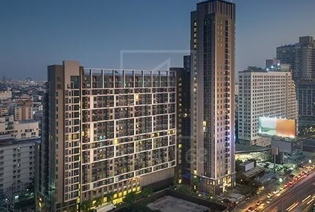 For Rent Condo 29 sqm Near MRT Huai Khwang, Bangkok, Thailand