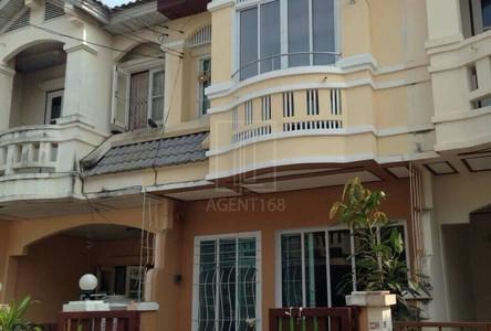 Продажа: Таунхаус 18 кв.м. в районе Bang Phli, Samut Prakan, Таиланд