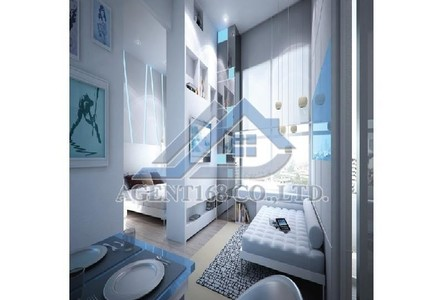 For Sale Condo 28 sqm Near BTS Ratchathewi, Bangkok, Thailand
