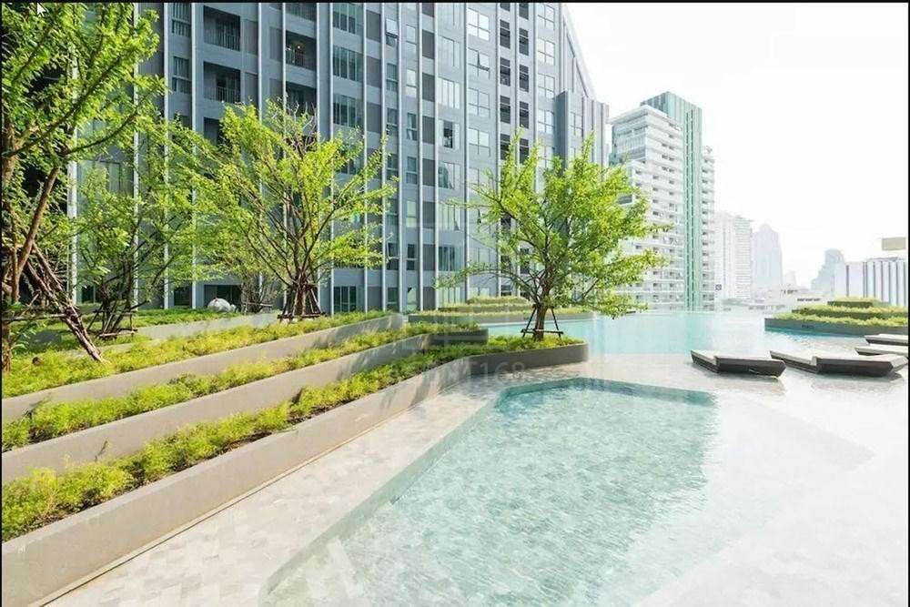 Ideo Q Chula - Samyan - For Sale コンド 24 sqm Near MRT Sam Yan, Bangkok, Thailand | Ref. TH-PGTFDAYD