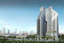 For Sale or Rent Condo 24 sqm Near MRT Sam Yan, Bangkok, Thailand