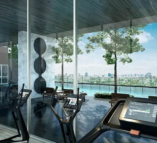 Noble revolve ratchada 2 for sale condo 50 sqm near mrt for Homes for sale under 50 000 near me