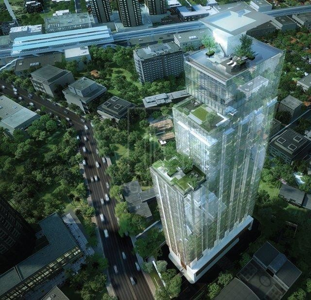 The Bangkok Thonglor - For Sale 2 Beds コンド Near BTS Thong Lo, Bangkok, Thailand | Ref. TH-IQFCXIYT