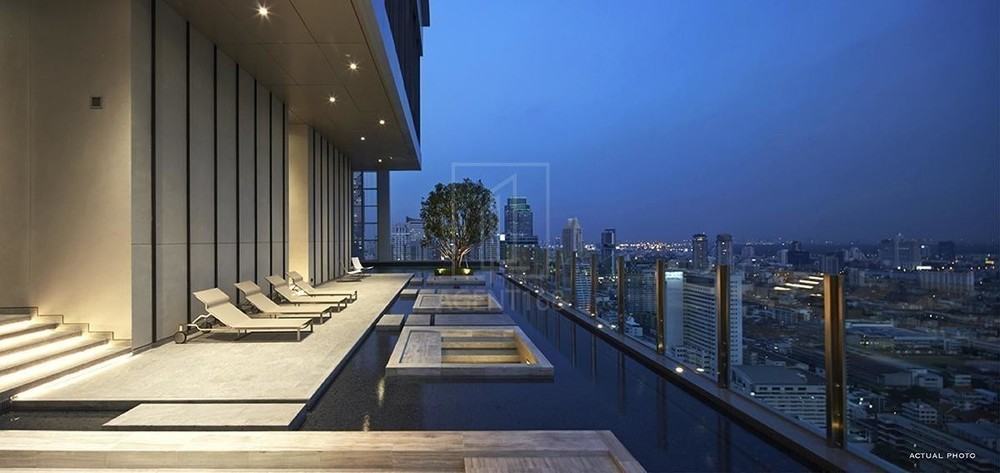 The Diplomat Sathorn - For Sale or Rent 1 Bed コンド Near BTS Chong Nonsi, Bangkok, Thailand | Ref. TH-SQSNSHMG
