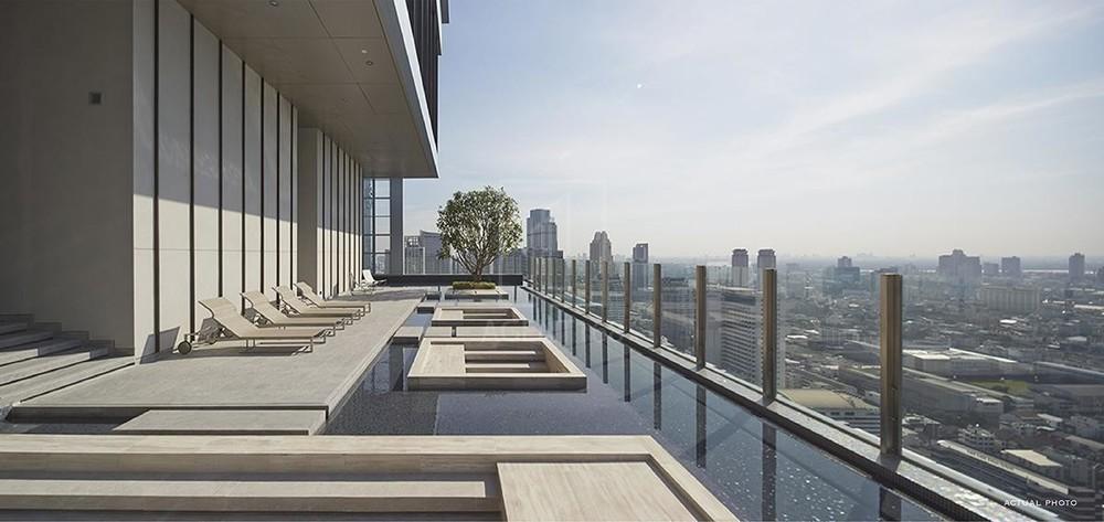 The Diplomat Sathorn - For Sale 3 Beds Condo Near BTS Chong Nonsi, Bangkok, Thailand | Ref. TH-ZQQOTDSM