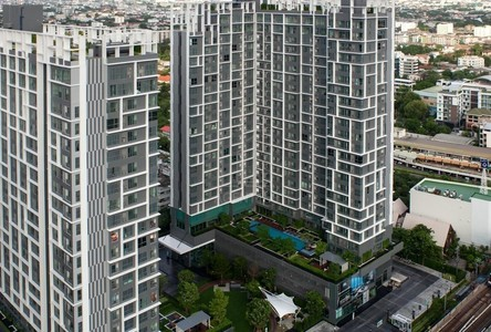 For Sale or Rent Condo 21 sqm Near BTS On Nut, Bangkok, Thailand