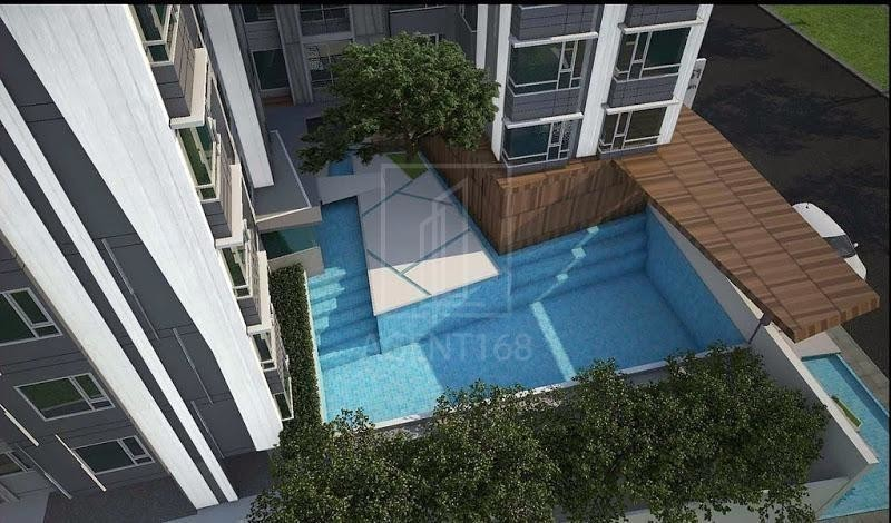 The Crest Sukhumvit 49 - For Sale 1 Bed Condo in Watthana, Bangkok, Thailand | Ref. TH-CPJQAQVN