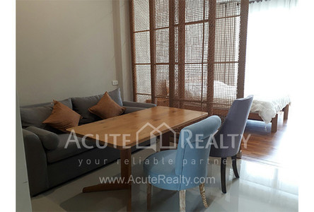 For Sale or Rent コンド 48.27 sqm in San Sai, Chiang Mai, Thailand