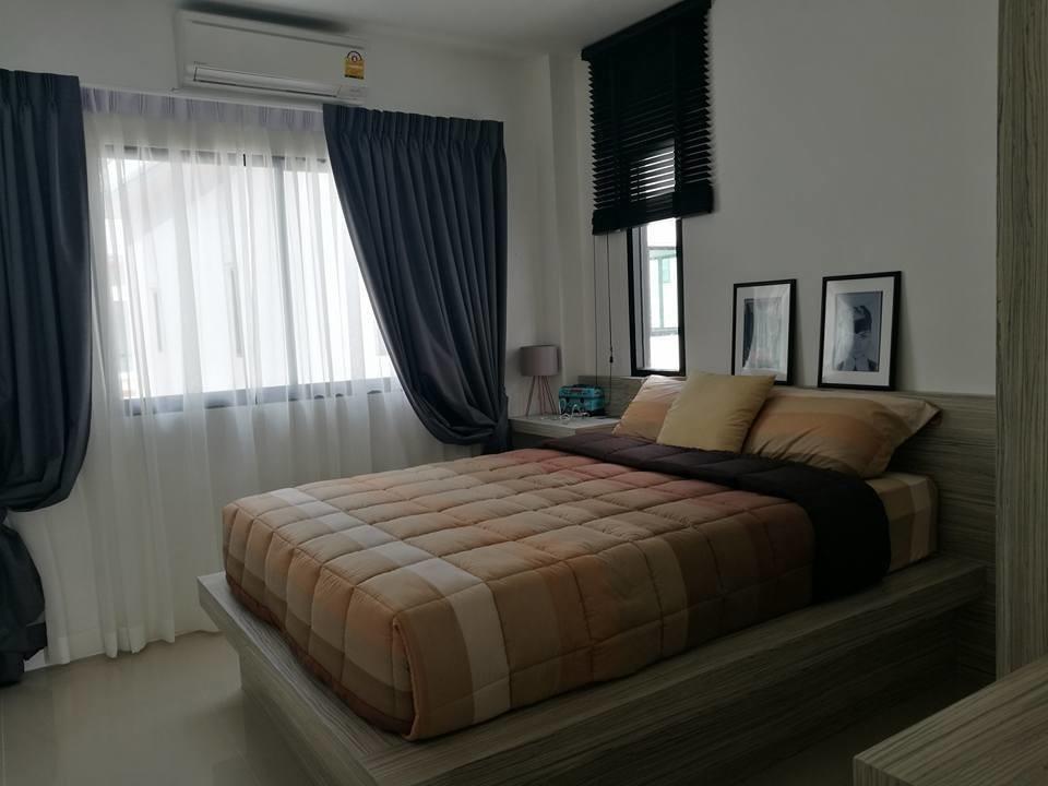 ขาย บ้านเดี่ยว 4 ห้องนอน พระสมุทรเจดีย์ สมุทรปราการ | Ref. TH-RIAYLJMU