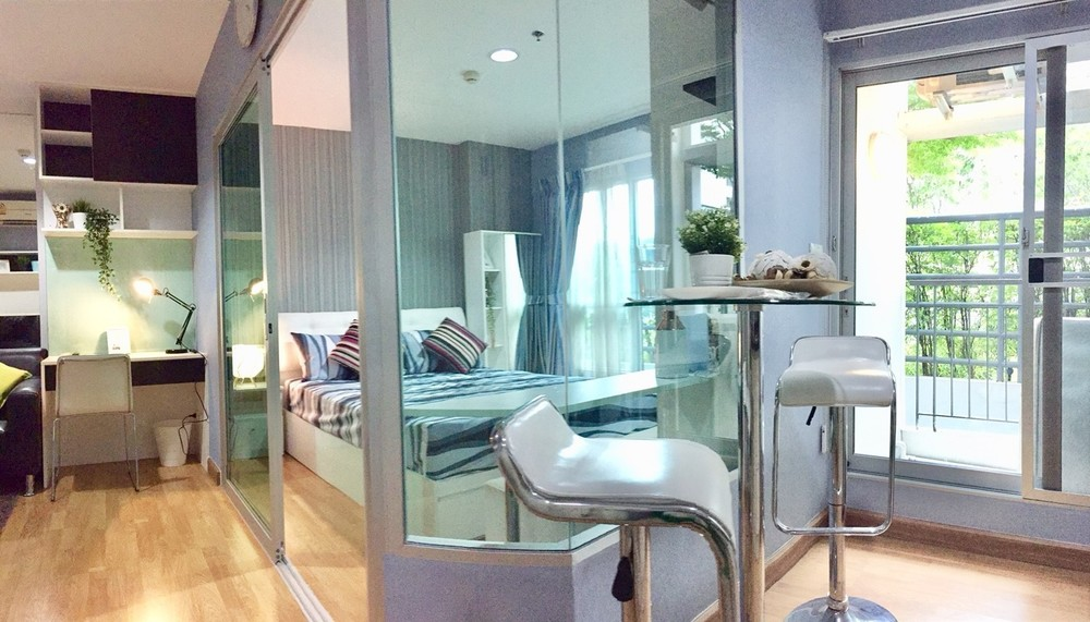 Aspire Rama 4 - For Rent 1 Bed Condo in Khlong Toei, Bangkok, Thailand | Ref. TH-TAUCPXQX