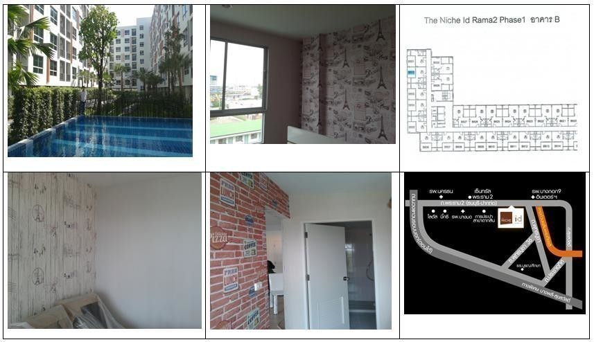 For Sale 1 Bed コンド in Chom Thong, Bangkok, Thailand | Ref. TH-RAEULWGD