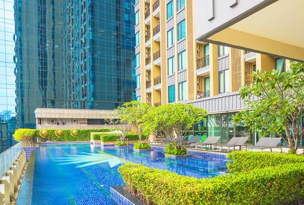 Equinox - For Sale 2 Beds Condo Near MRT Phahon Yothin, Bangkok, Thailand   Ref. TH-PFXOYICI
