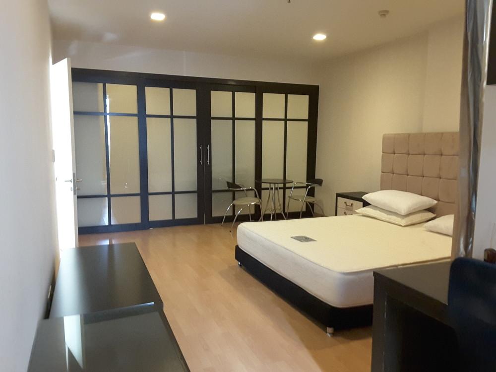 Nusasiri Grand - For Sale 1 Bed Condo Near BTS Ekkamai, Bangkok, Thailand | Ref. TH-UXKAYKVL