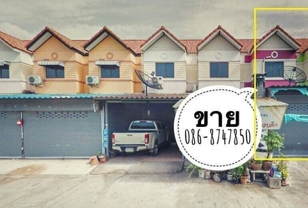 For Sale 3 Beds Shophouse in Si Racha, Chonburi, Thailand