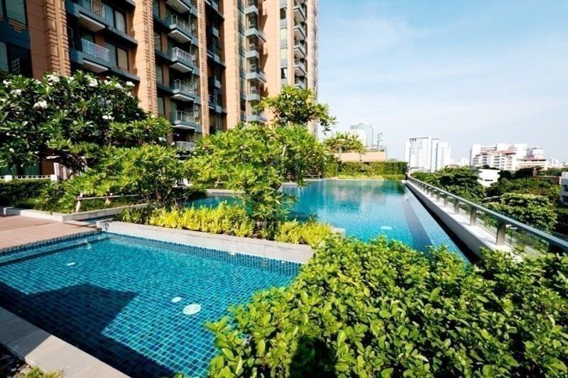 Villa Asoke - For Sale 2 Beds コンド Near MRT Phetchaburi, Bangkok, Thailand | Ref. TH-QRYRYKFW
