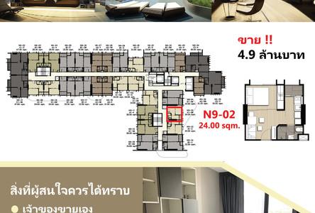 For Sale 1 Bed コンド in Bang Rak, Bangkok, Thailand